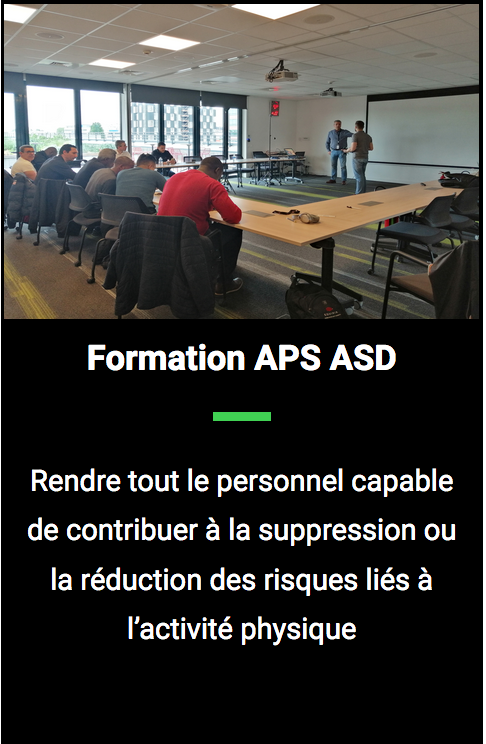 Formation APS ASD Image